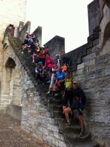 Cahors -Eauze, courir sur les chemins de Compostelle